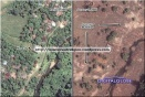 View Masjid and near by Area Before and After TSunami attack on Indonesia from Sattelite! --- Miracles of Allah!