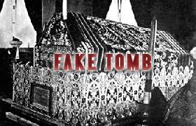 Fake Tomb Pictures of Prophet Muhammad (pbuh) (4/6)