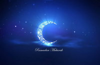 Ramadan Mubarak for Facebook Users