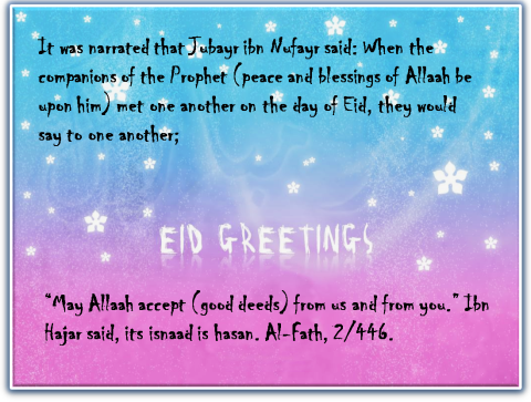 Common greetings and wishes for the eid ul fitr islam worlds muslims observe two major holidays eid al fitr at the end of the annual fasting month of ramadan and eid al adha at the end of the annual pilgrimage to m4hsunfo