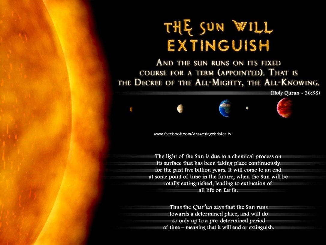 Image result for sun in quran