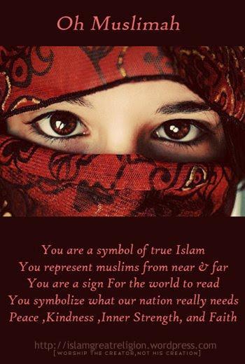 hijabi queen quotes