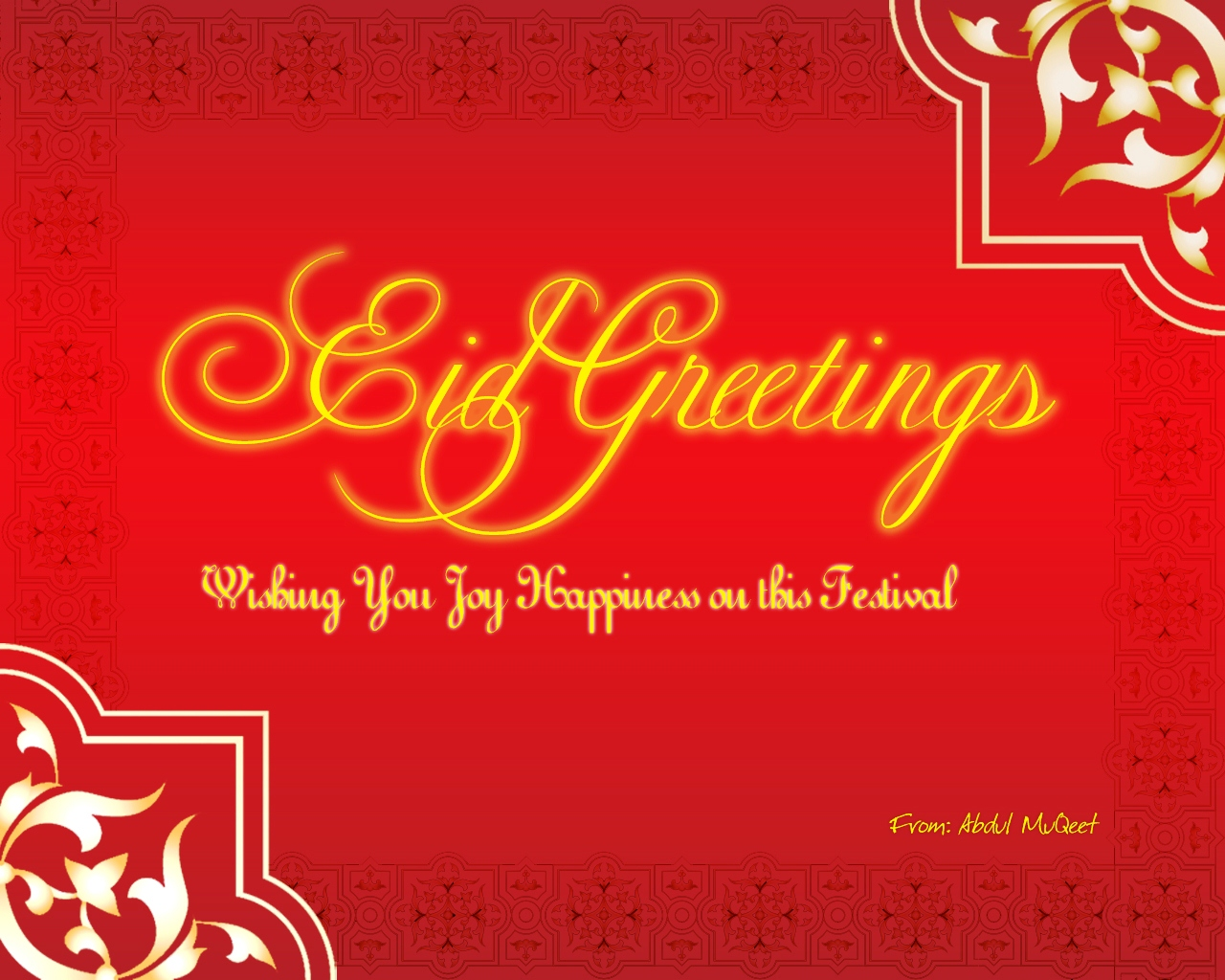 40 beautiful new eid ul fitr 2011 wallpapers pictures and