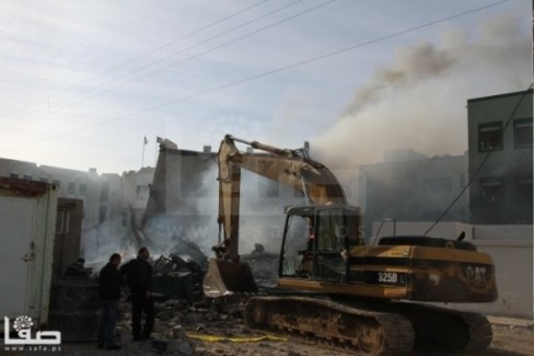 Nov 16 2012 Gaza Under Attack Photo by Safa