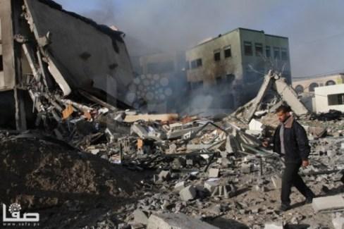 Nov 16 2012 Gaza Under Attack Photo by Safa