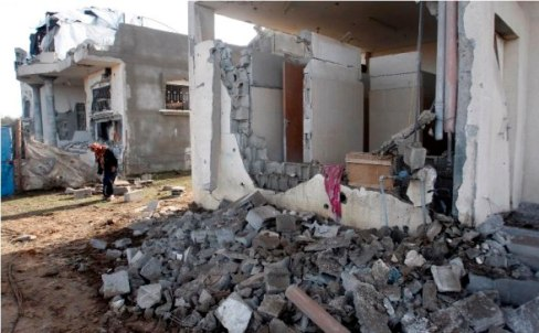 Nov 16, 2012  Aftermath of Israeli airstrikes – Beit Hanoun, Gaza   Photo by WAFA