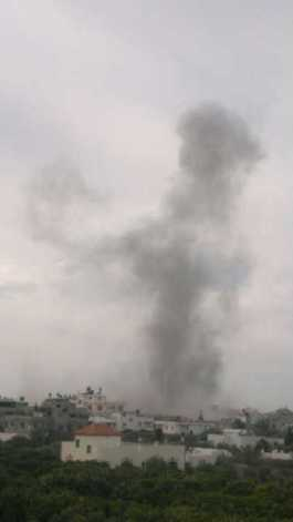 nov-18-2012-airstrike-about-13hr-gaza-time-under-attack-israel