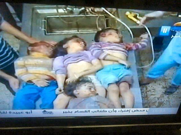Nov 18 2012 Gaza Under Attack Al Dalou family Massacre