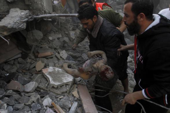 Nov 18 2012 Gaza Under Attack Israel Photo WAFA  41_18_17_18_11_20123