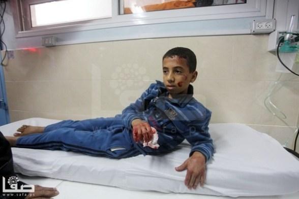 Children living in Gaza Under Attack Nov 20, 2012 Photo by Safa