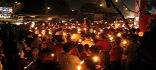 Candle Light Prayer for Gang Rape Victim