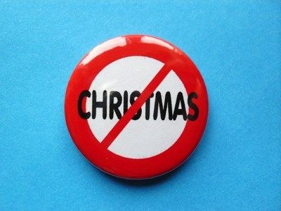 Say No to Christmas
