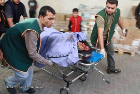 Died in 8 Days War in Gaza by Israel in Nov 2012