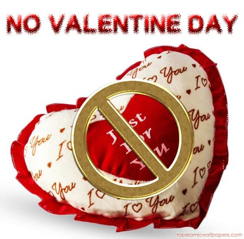 No Valentine Day :: Click to Download this Picture !