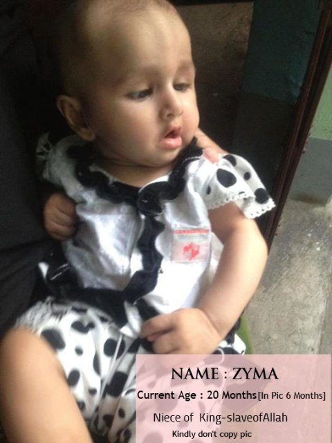 Zayima : Niece of King-slaveofAllah