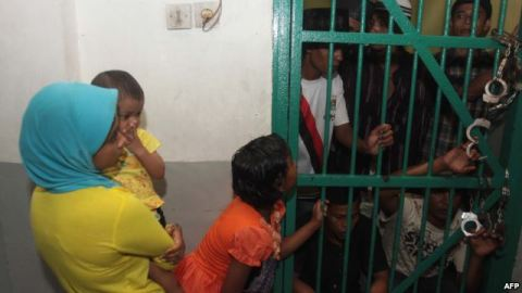Thailand Selling Rohingya Muslims