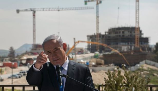 Netanyahu-If I'm elected, there will be no Palestinian state