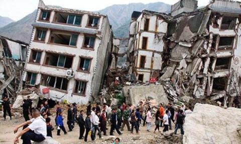 Earthquake in Nepal in pictures photos