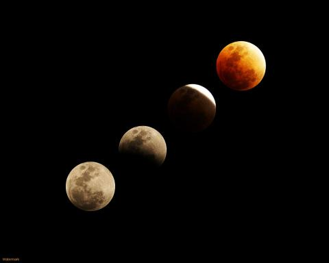 Lunar Eclipse in islam