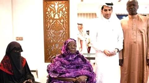 US President Barak Obama Grandmother for Umrah in Makkah