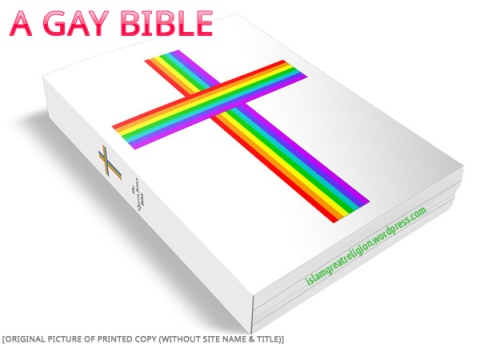 Queen James Gay Bible