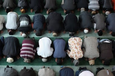 Muslims-at-prayer