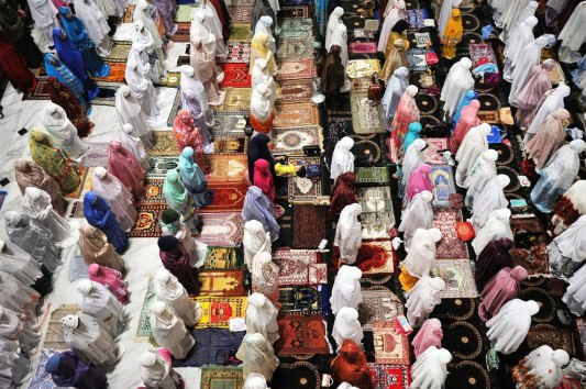 Ramadan Looks Like Around The World - Indonesia