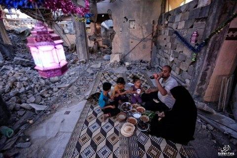 Ramadan Looks Like Around The World - Palestine