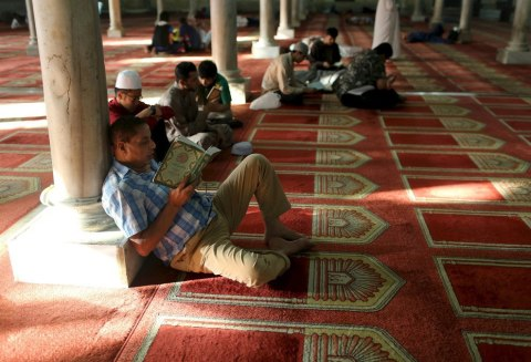 Ramadan Looks Like Around The World - Egypt