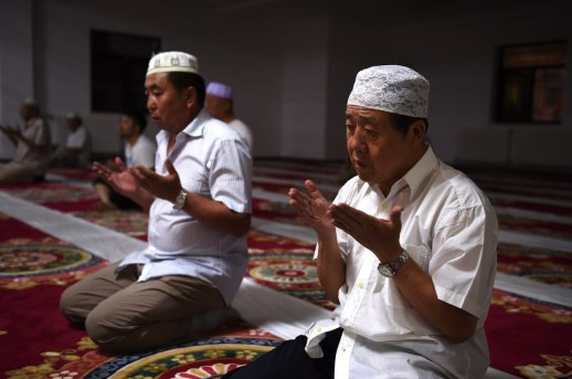 Ramadan Looks Like Around The World - China